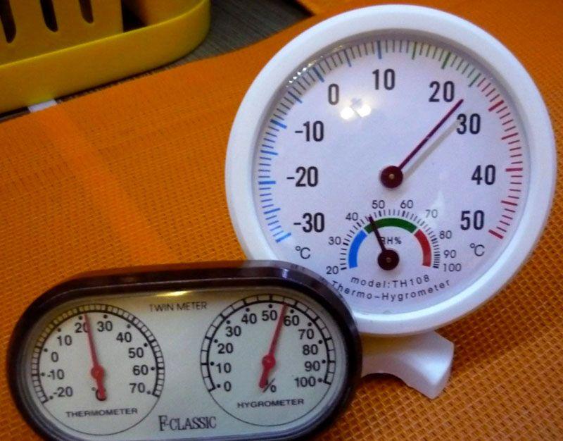 Как выяснилось на практике, результаты измерений Anymetre/ TH108B отличаются от показаний других приборов