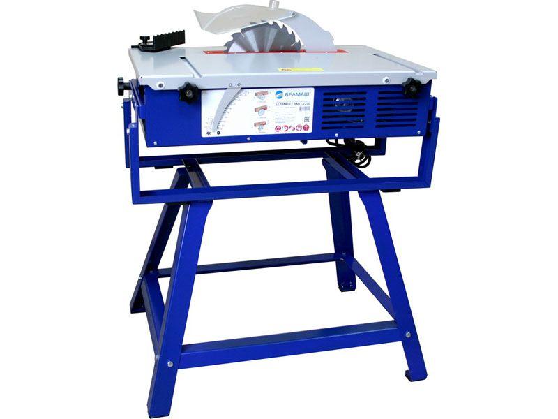 Такой станок весит более 50 кг, поэтому для его установки надо использовать достаточно прочную конструкцию