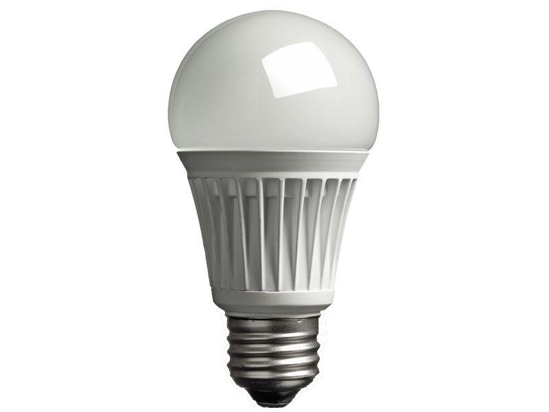 Форма LED-лампы внешне практически Ничем не отличается от знакомой нам классической лампы накаливания