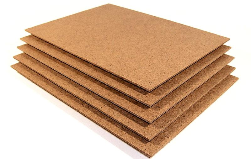 Оргалит – это древесноволокнистая плита