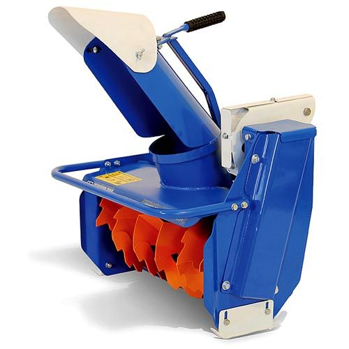 Качественная снегоуборочная машина своими руками: реализация проекта с разумными затратами