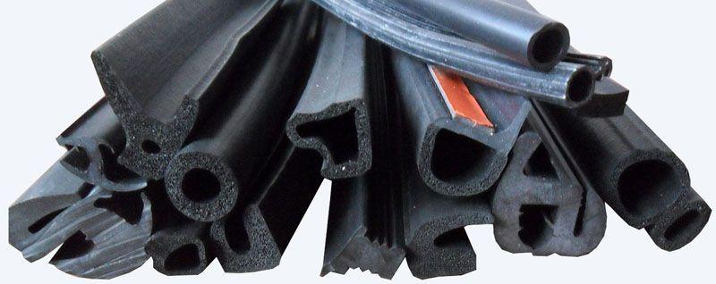 Резина – оптимальный вариант для окон ПВХ