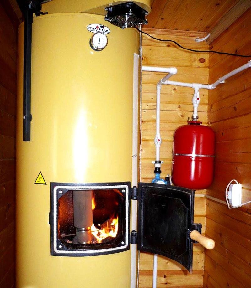 Мощные агрегаты позволят обогреть большие площади