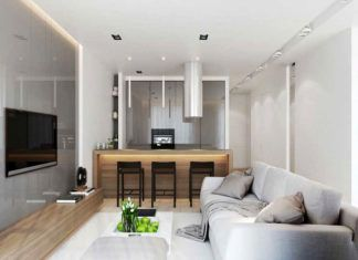 Квартира-студия: планировка, интерьер и фото