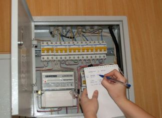 Как снять показания счётчика электроэнергии