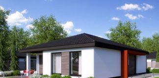 Проекты одноэтажных домов до 100 кв. м