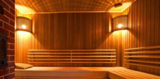 Лучшие фото отделки бани внутри