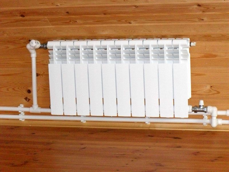 Количество тепла, отдаваемого радиаторами, можно увеличить