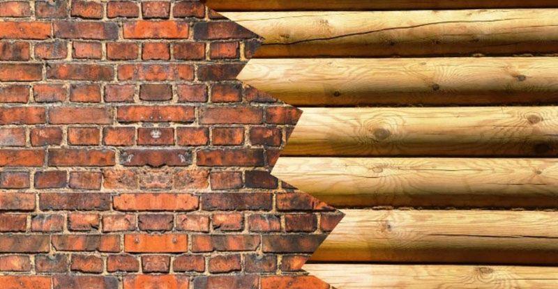 Выбрать материал для стен бывает сложно