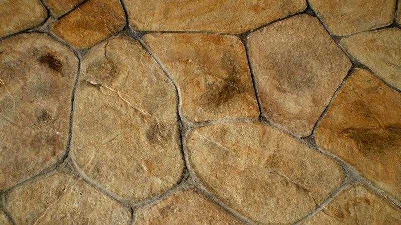 Имитация каменной кладки не потребуется значительных усилий