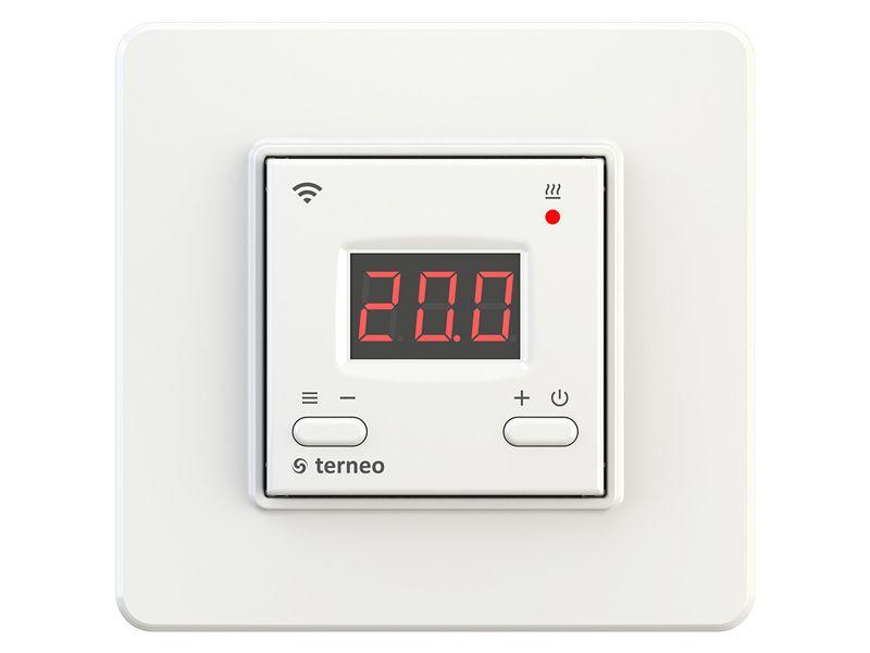 Температура может регулироваться в достаточно большом диапазоне