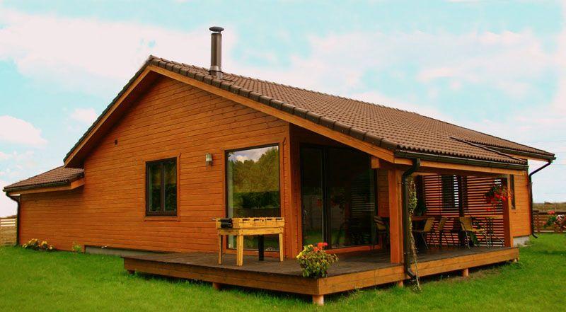 Каркасные строения могут возводиться в различных регионах