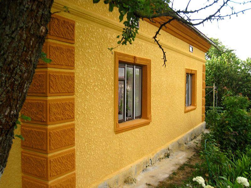 Смеси для фасадов отличаются повышенной прочностью и стойкостью