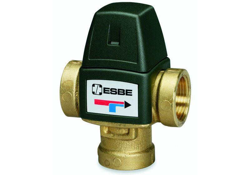 Клапана Esbe – неизменно высокое качество и точность