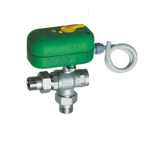 Устройство радиатора: трёхходовой клапан для отопления с терморегулятором, схема работы, основные виды и нюансы установки