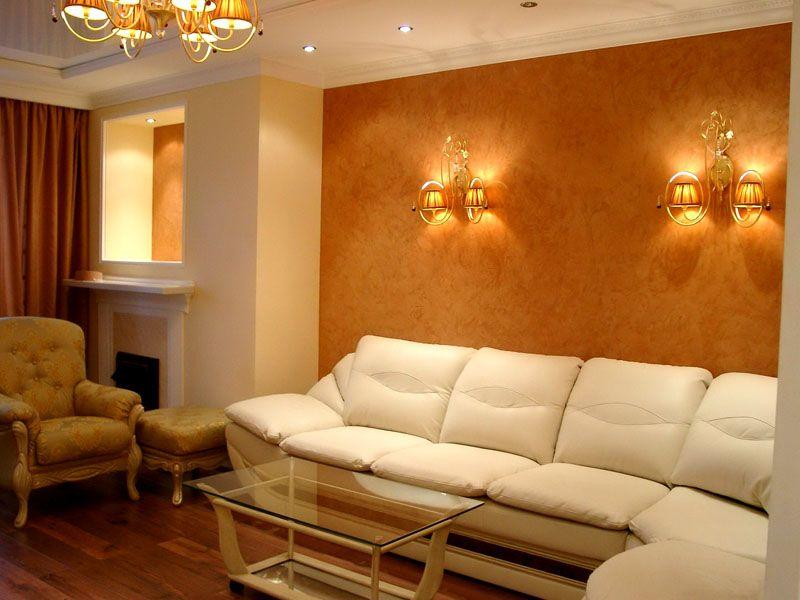Раствор для внутренней отделки позволяет сформировать покрытие, которое может эксплуатироваться только внутри дома