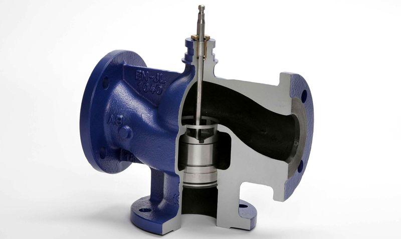 Устройство трёхходового клапана