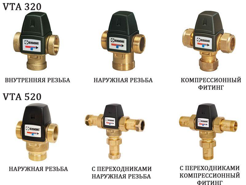 С конструктивными особенностями приобретаемого клапана стоит определиться заранее