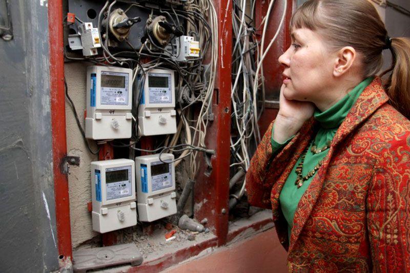 Как снять показания счетчика электроэнергии где смотреть видео