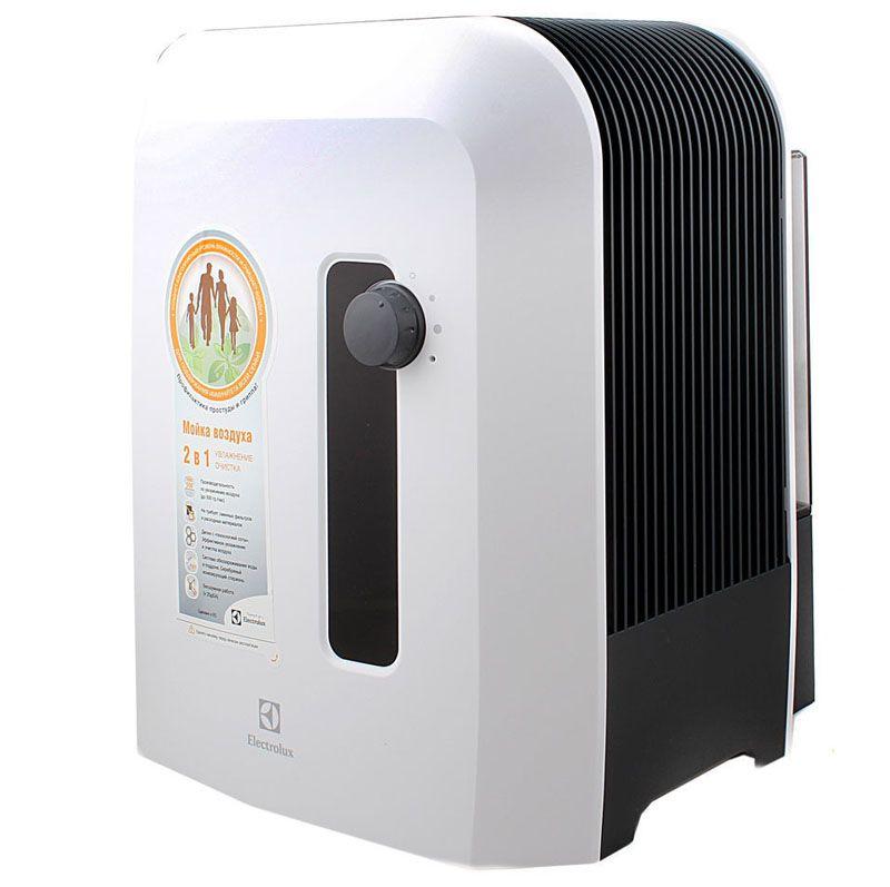 Такое устройство не только увлажнит, но и очистит воздух