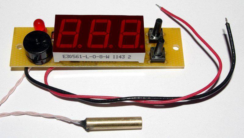 Для самостоятельного изготовления термометра нужны навыки