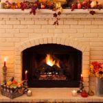 Магия живого огня: дровяные камины для дома