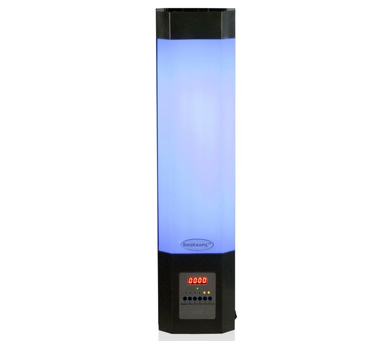 Бактерицидная лампа, разрешенная к применению в присутствии людей