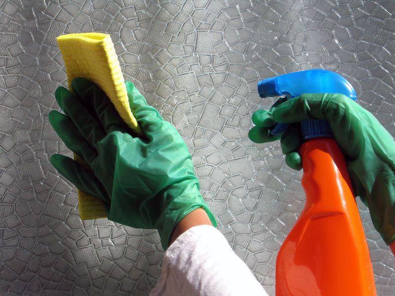 Влагоустойчивые обои можно периодически мыть