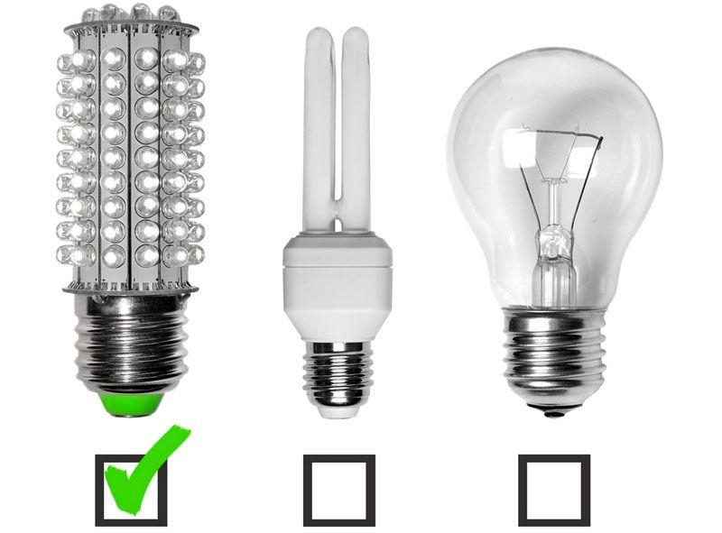 Светодиодное освещение имеет множество преимуществ, по сравнению с аналогами, но обходится дороже