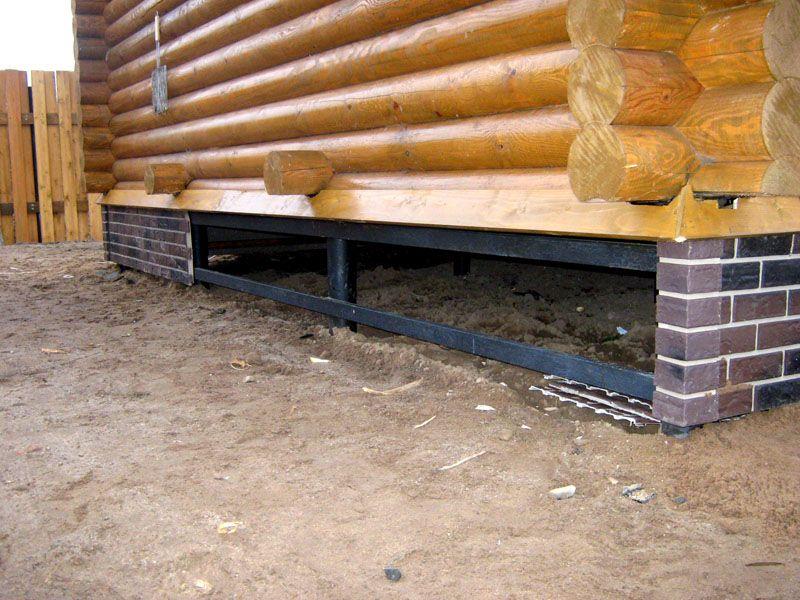 Свайный фундамент востребован в частном строительстве