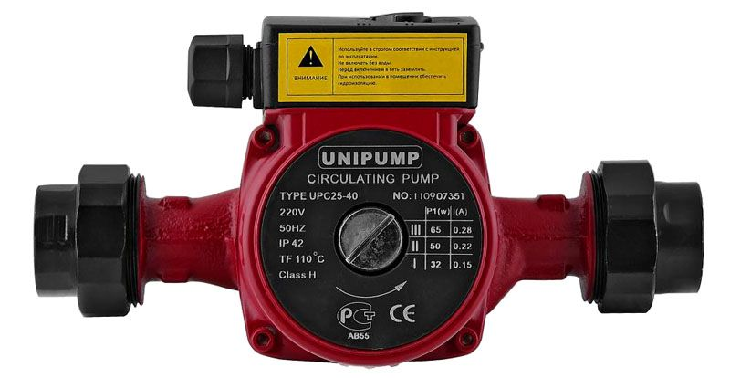UNIPUMP UPC 25-40