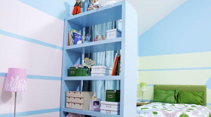 Делим пространство на зоны, или зачем нужна ширма-перегородка для комнаты