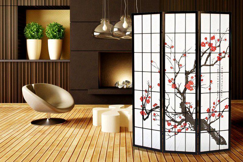 Японский стиль имеет свои особенности