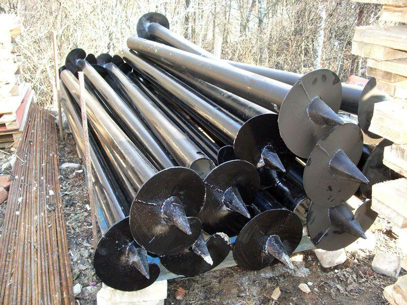 Однолопастные широко используются в частном строительстве