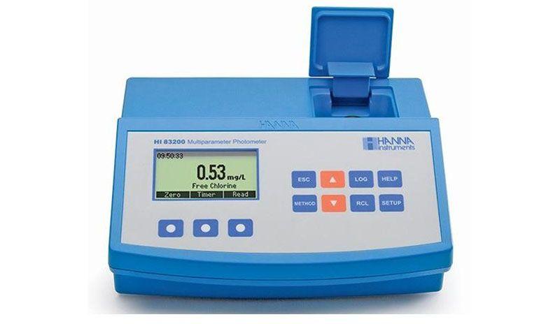 Фотоколориметр – оптический прибор для определения содержания примесей в воде