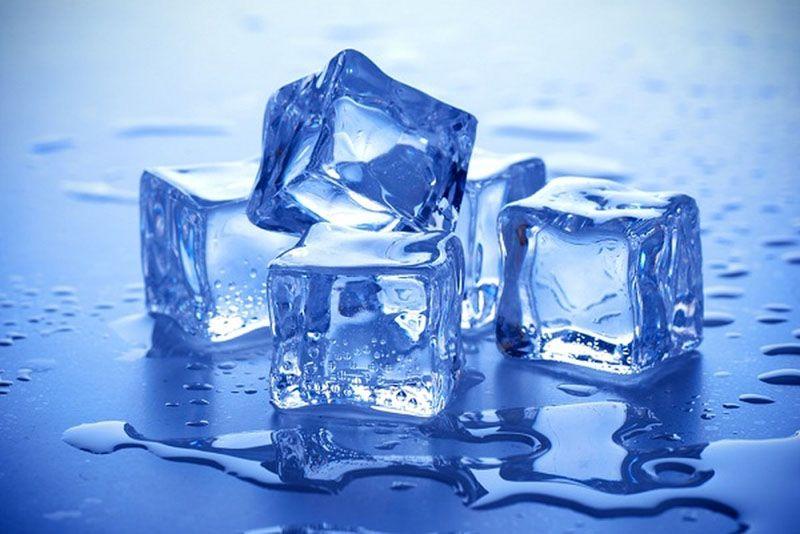 Лёд – чистая вода!!!