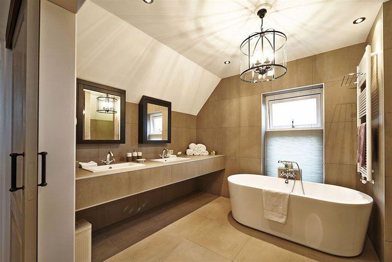 Ванная комната должна быть не только красивой, но и практичной
