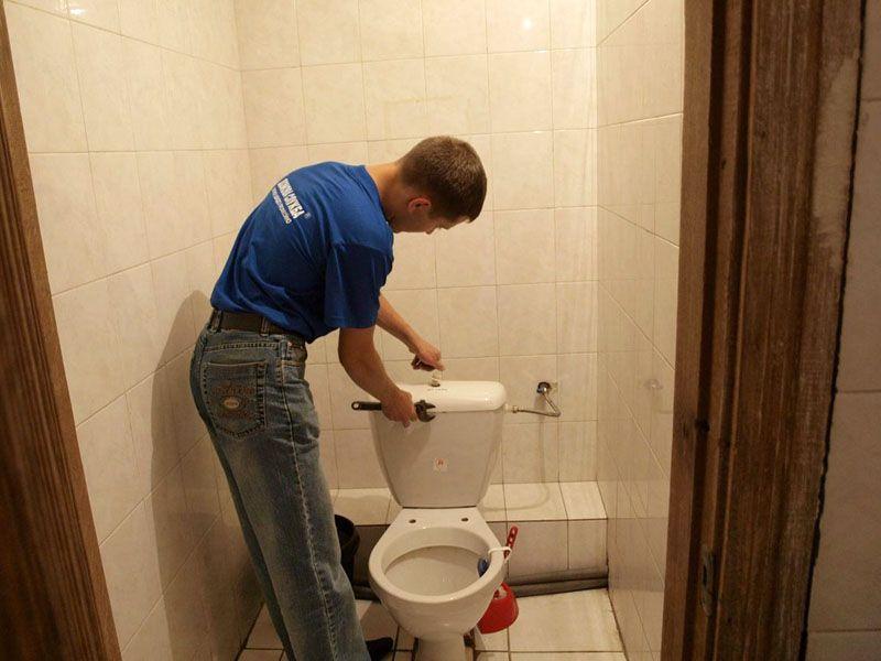Монтаж сантехнического оборудования в новой квартире