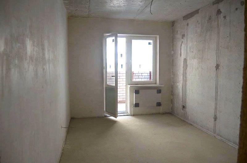 Комната с предчистовой отделкой