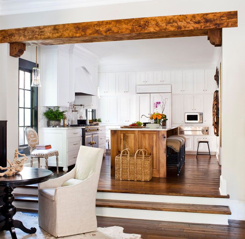 Используем пространство с толком, или Как правильно создать интерьер совмещённой кухни-гостиной: дизайн, фото, рекомендации