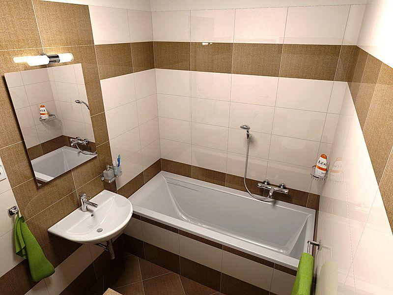 Фото дизайна ванной комнаты площадью 4 м²