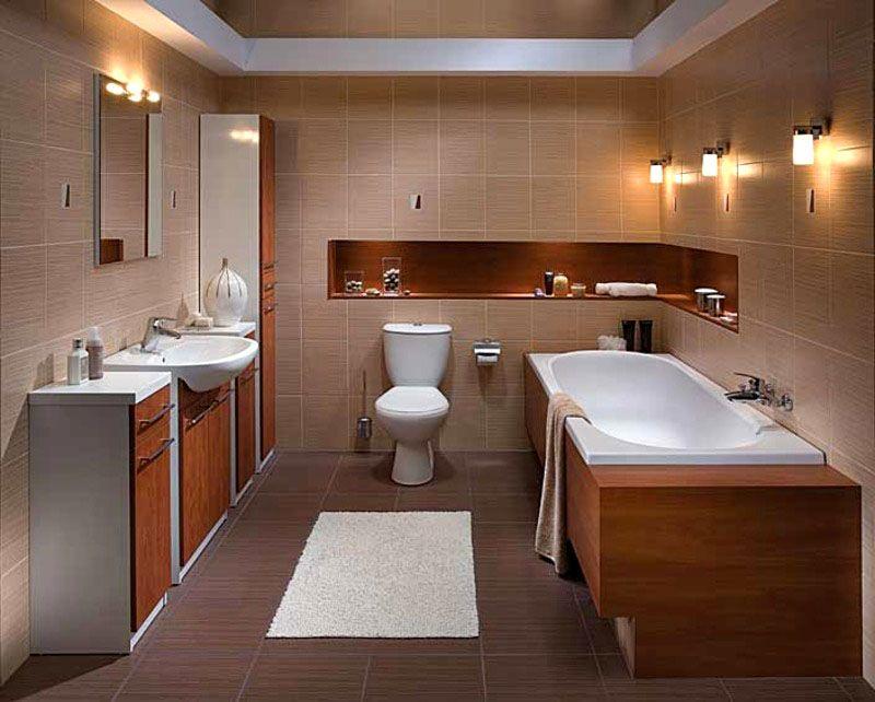 Все деревянные элементы в ванной комнате должны быть обработаны защитным составом
