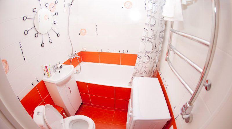Фото ванной комнаты и туалета после ремонта и демонтажа перегородки