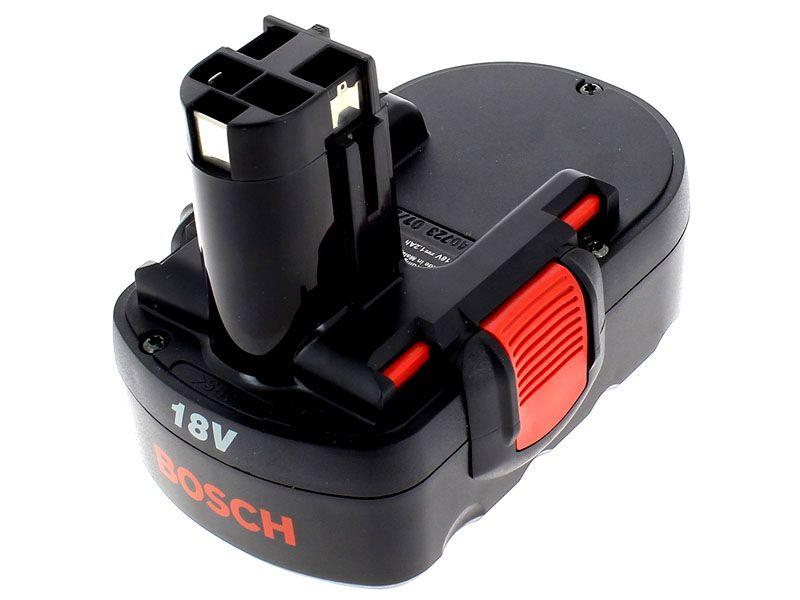 Никель-металлогидридный аккумулятор для шуруповёрта Bosch