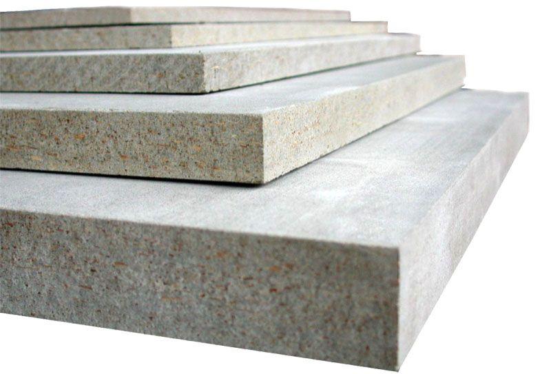 Различная толщина изделий позволяет подобрать материал в зависимости от вида строительных работ