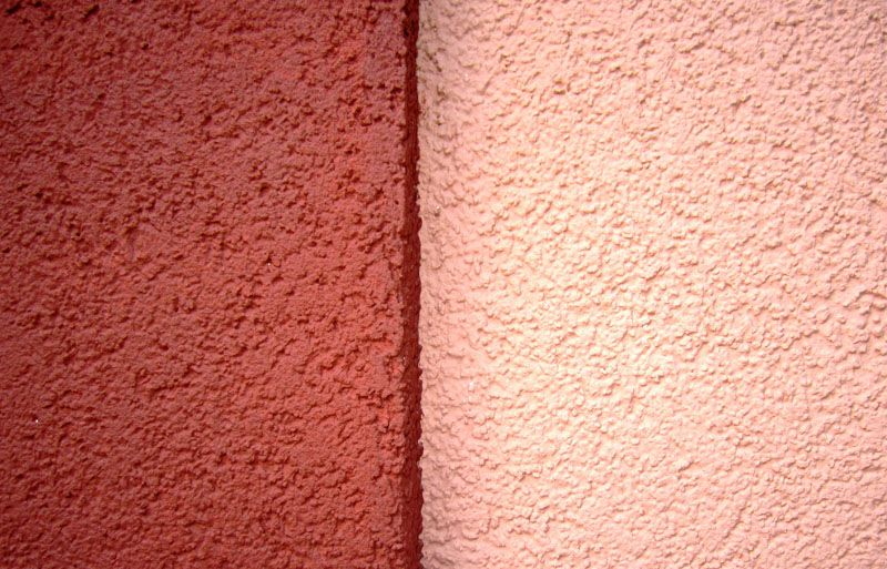 Акриловая штукатурка для фасадов