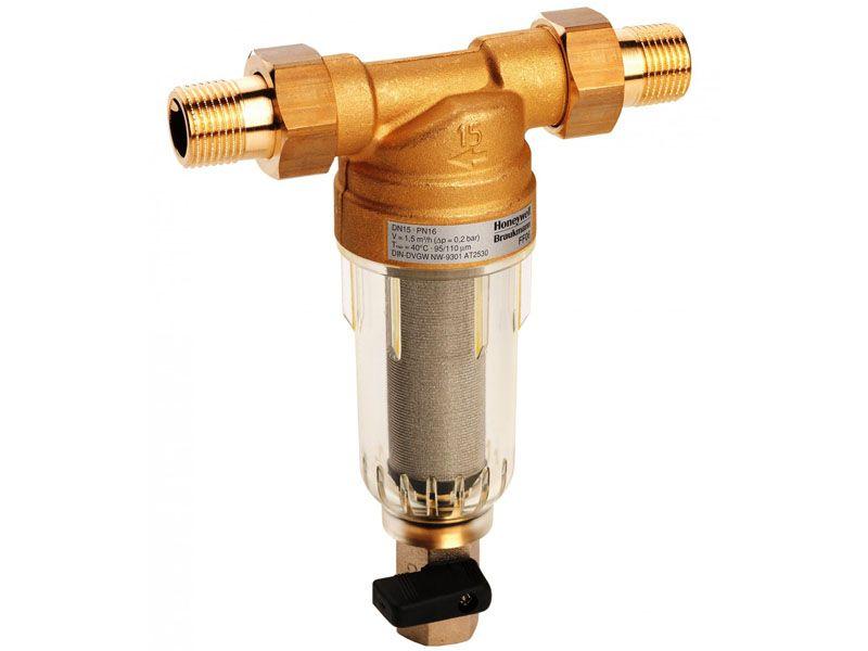 Если вода сильно загрязнена, применяют специализированные фильтры