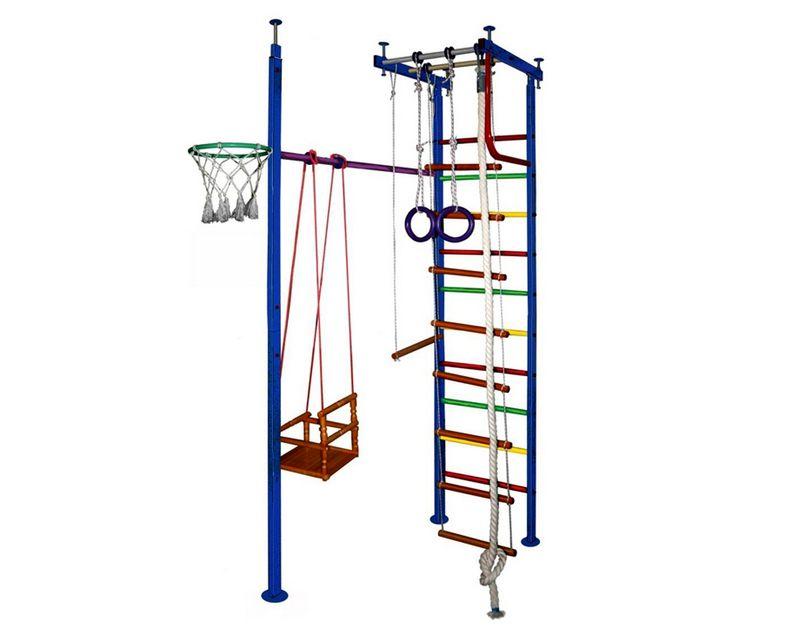 Дополнительные элементы спортивного комплекса повышают его функциональность