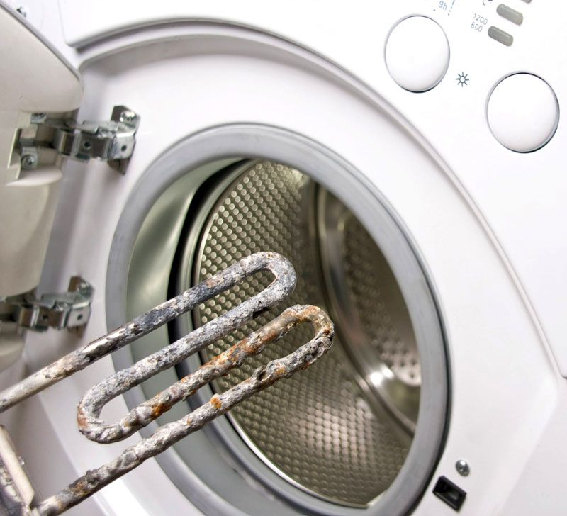Удаление накипи предотвращает опасные поломки и дорогостоящий ремонт