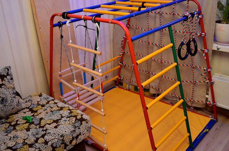Переносной комплекс для детей младшего возраста